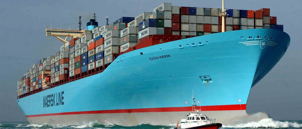 Maersk: The Value of Social Media