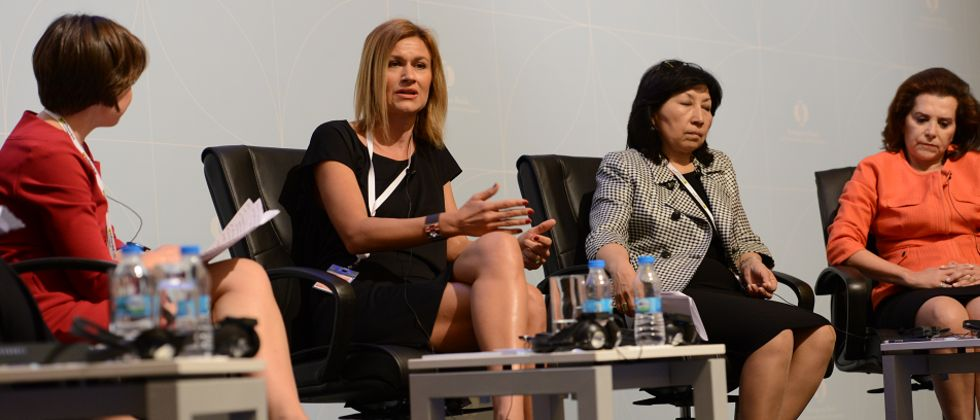 The Future of Female Corporate Leadership