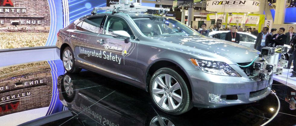 Consumer Electronics Show (CES) Showcases Latest in Self-Driving Cars