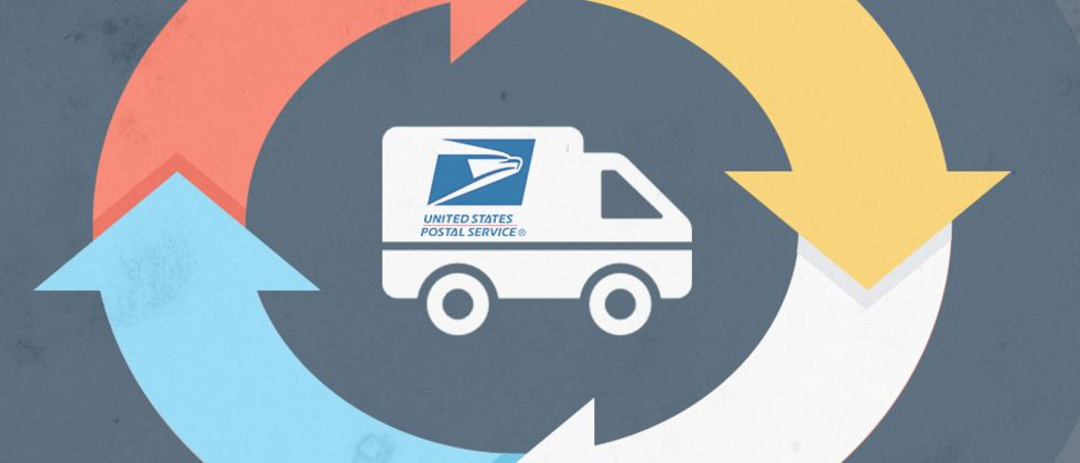 You've Got Mail: Integrating the USPS into the Circular Economy