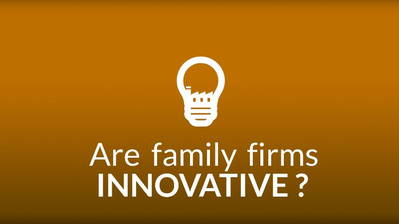 Family-Driven Innovation