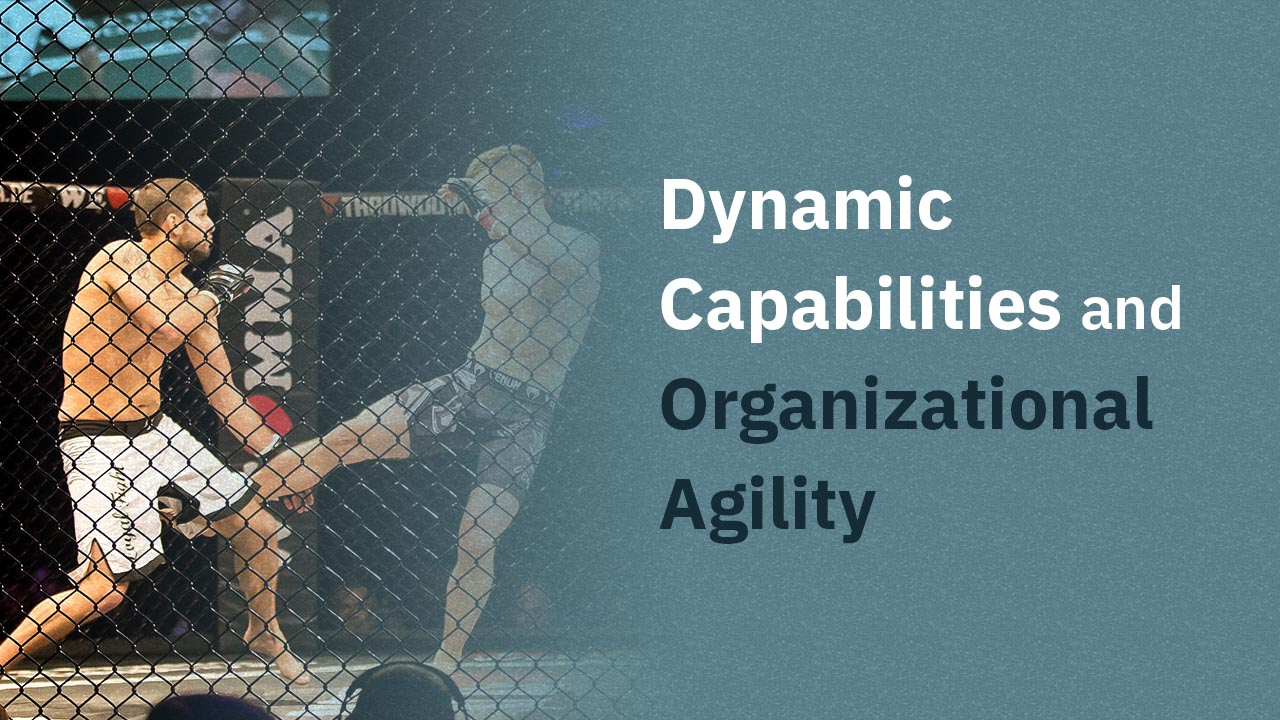 Dynamic Capabilities and Organizational Agility