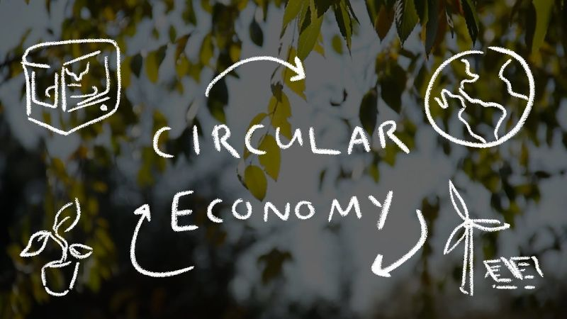 Nature as a Model - 3D Printing and the Circular Economy