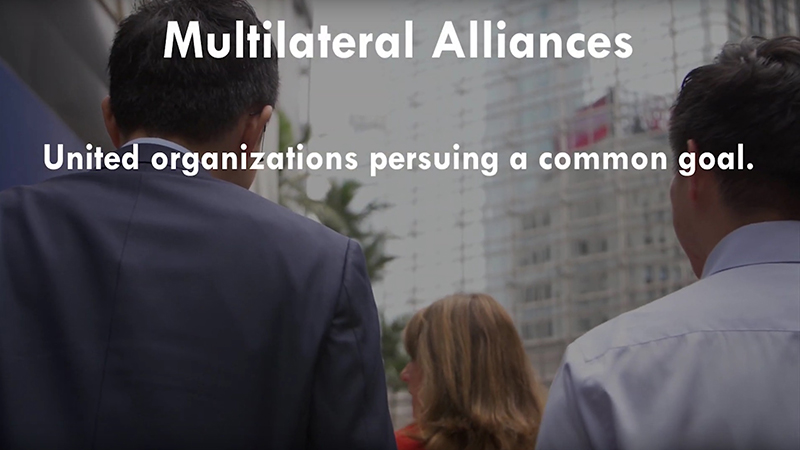 Governing Multilateral Alliances