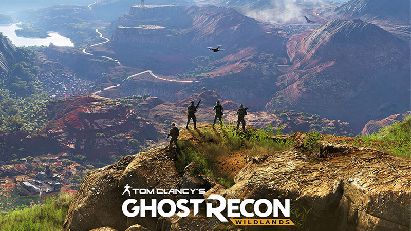 Data-Driven Innovation - Ubisoft's Ghost Recon Wildlands Unit
