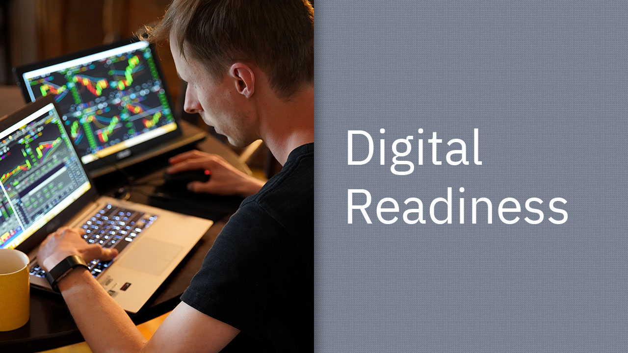 Perceptions of Digital Readiness